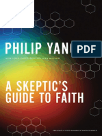A Skeptic's Guide to Faith by Philip Yancey, Chapter 1