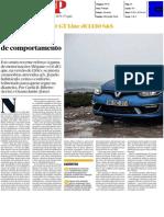"""NOVO RENAULT MÉGANE COUPÉ 1.6 dCi 130 GT LINE NO """"PÚBLICO"""""""