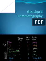 Gas Liquid Chromatography and High Performance Liquid Chromatography
