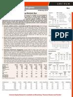 Swaraj Engines - Q3FY14 Result Update - Centrum 04022014