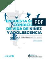 Encuestas Argentina Condiciones de Vida