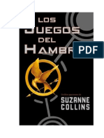 Los Juegos Del Hambre (Suzanne Collins)