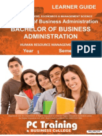 Human Resource Management 611 (Bookmarked)