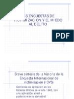 Encuesta Victimizacion Argentina