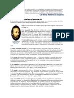 Proyecto Educativo Catolico