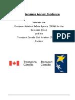 Maintenance Annex Guidance