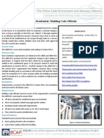 Ducts Residential Building Code Officials