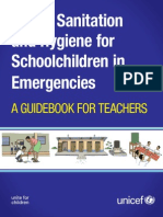 WASH in Schools in Emergencies Guidebook for Teachers