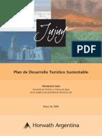 Plan de Desarrollo Turistico Jujy
