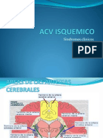 ACV ISQUEMICO SINDROMES CLINICOS.pptx