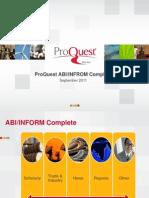 PQ ABIC Presentation