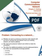 Chapter 2 PhysicalDataLink(1)