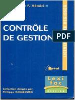 131620841 Controle de Gestion