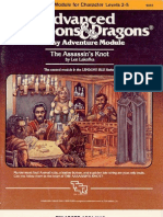Ad&d 1st Ed - Adventure - Level 2-5 - l2 - The Assassin's Knot