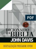 Dicionário da Bíblia John D. Davis