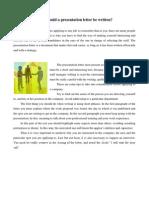 How should presentation letters be written.pdf
