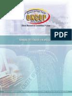 Manual Funcional Fondos en Anticipo
