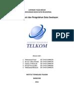 sistem kasir dan pengolahan data pada toserba