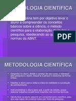 49273135 Metodologia Cientifica Aula 1