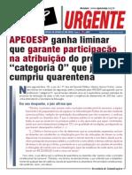 Apeoesp Urgente 0414