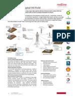 The Digital Oil Field by Redline