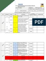 Planeacion Semestral de Geometría y Trigonometría