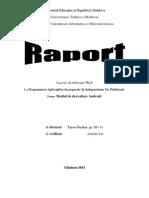Laborator1 Programarea Aplicatiilor Incorporate Si Independente de Platforma