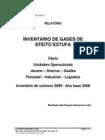 Inventario de Carbono 2009