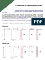 9-Analisis de Estructuras Con Teoria de Segundo Orden