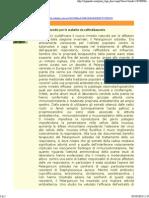 Pelargonium Sidoides e Reniforme e Malattie Da Raffreddamento