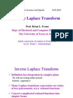 Laplace Info