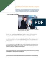 16-02-2014 Puebla Noticias - Hoy comenzamos a escribir nueva historia de desarrollo y progreso para Zacatlán; RMV.pdf