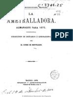 La Ametralladora (Madrid). 1872