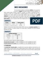Unidad 4_ecuaciones e Inecuaciones