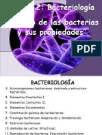 Tema 5. Elementos constantes II. Citoplasma. Núcleo. Genética bacteriana