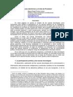 EL VOTO ELECTRONICO Y EL MITO DE PROMETEO.pdf
