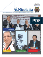 Gaceta Nicolaita Número 52