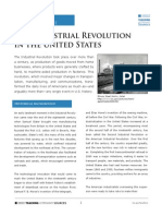 Industrial Revolution USA Primary Source Guide