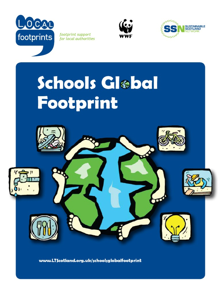 Ecoschools gt home gt resources and guides gt charts and posters - Erep School Global Footprint Teacher Handbook Sustainability Sustainable Development