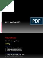 Pneumothorax PPT