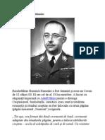 Reichsführer Heinrich Himmler