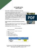 Lunahuana 2 Dias - 1 Noche- Harol