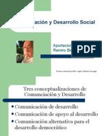Comunicación y Desarrollo Social