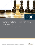 Diversification Still the Only Free Lunch (JPM)