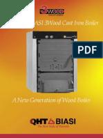 Biasi  Wood and Coal Boiler Brochure