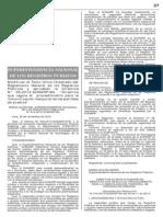 DIRECTIVA No. 08-2013-SUNARP-SB. DIRECTIVA QUE REGULA EL PROCEDIMIENTO PARA LA INMOBILIZACIÓN TEMPORAL DE LAS PARTIDAS DE PREDIOS