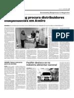 Diário de Aveiro - Fastfer destaca-se