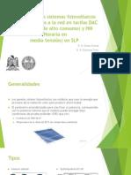 Impacto de Los Sistemas Fotovoltaicos