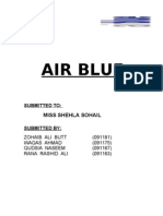 AirBlue Report