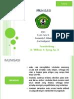 Tutorial Tumbuh Kembang (Imunisasi)